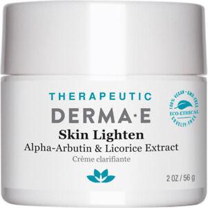 DERMA E - Skin Lighten Natural Fade and Age Spot - 2 oz. (56 g)