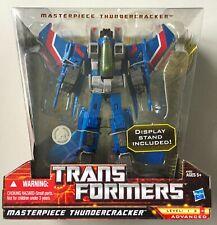 Transformers Masterpiece THUNDERCRACKER ToysRus Exclusive Figure Sealed