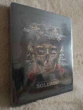 Sicario Day of the Soldado SteelBook [Blu-ray: B, Pet Slip + Special Features]