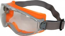 UCI SG10 Premium Clear Lens Safety Goggles Wide Vision Anti Scratch & Anti Mist