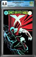 Comics' Greatest World: X - CGC 8.0 - White Pages -