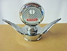 Extremely Rare 1930's era MESSKO THERMOMTER MOTOMETER WINGED WING HOOD ORNAMENT