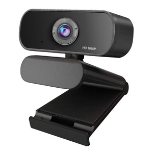 Webcam Full HD 1080 con Microfono integrato per Live Stream