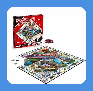 Premium 1000pc Jigsaw Puzzle MONOPOLY - AUSTRALIAN COMMUNITY RELIEF EDITION