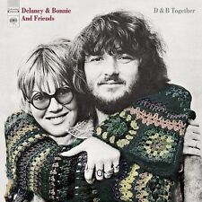 Delaney & Bonnie D & B Together CD