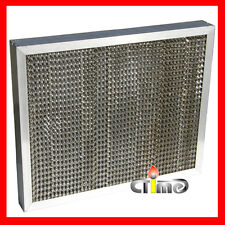 TIME Stainless Steel Fabrication Canopy Kitchen honeycomb filters 4 Size
