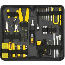 Computer Repair Upgrade Tool Kit Set 58pcs Laptop Electronics PC Tech Carry Case