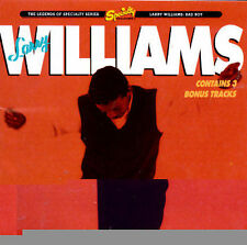 LARRY WILLIAMS - Legends of Specialty BAD BOY CD - Mint condition Rare CD