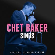 CHET BAKER-SINGS (US IMPORT) CD NEW