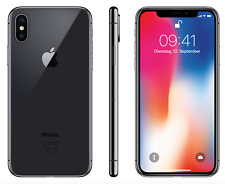 Apple iPhone X 256GB Spacegrau - NEUES APPLE AUSTAUSCH GERÃT