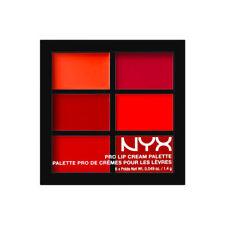 NYX Pro Lip Cream Palette - 03 The Reds (Free Ship)