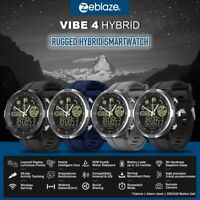 Zeblaze VIBE 4 HYBRID Smart Watch 50M Waterproof Sports Bracelet for Android iOS