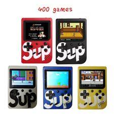 ARCADE GAME BOX 400In1 Sup400 GAMES CLASSICI SUPER MARIO VIDEOGIOCO TASCABILE