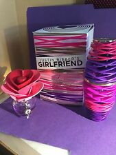 Justin Bieber Someday Girlfriend EMPTY Perfume Bottles for Props Staging etc