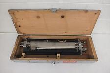 Vintage United States Bureau of Reclamation Water Pressure Meter(?) GREAT LOOK