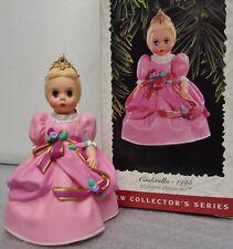 Hallmark 1996 First in Series - Cinderella 1995 - Madame Alexander - New In Box