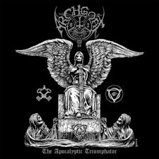 ARCHGOAT - THE APOCALYPTIC TRIUMPHATOR  CD NEW!
