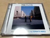 Pink Floyd Wish You Were Here Alternate Mixes 1975 CD 2 Discs 12 Tracks Music