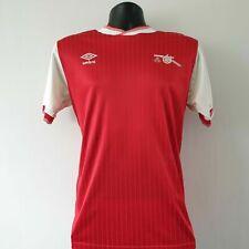 Arsenal Shirt - Medium - 1984/1985 - Home Jersey Umbro Retro Original