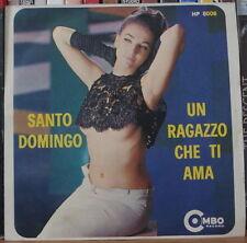 """I TROLLS SANTO DOMINGO  SEXY CHEESECAKE COVER RARE 45t 7"""" ITALY  PRESS SP"""