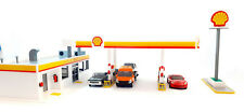 SHELL Service Station Scale 1/43