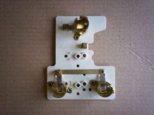 New Rubbolite 3087 Model 80  Bulbholder Single Pole Triple Bulb 5w 21w