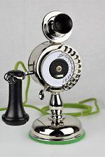Ultra RARE! Vintage Antique Strowger Potbelly Dial Candlestick - Circa 1905