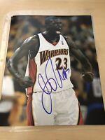 Jason Richardson Golden State Warriors Dunk Autographed Signed 8X10 Photo W/COA