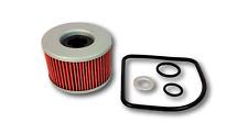 Oil Change Kit Honda CB250N CB400N SuperDream CB450 Filter Seal O-Rings Complete