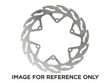 MotoMaster 110391 Husqvarna TC 250 2011-2013 Rear Flame Brake Disc Rotor