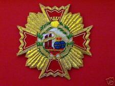 Spain Catholic Kingdom Empire Isabella Queen Royal Order Medal Orden Star Badge