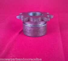 Cox Ride On Lawn Mower Inter shaft Drive Sprocket And Key Pn SKIT65
