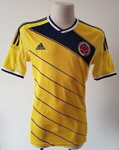 Colombia2014 - 2015 Home football Adidas shirt size Medium