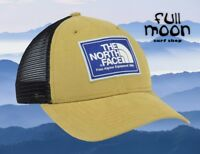 New The North Face Mudder Khaki Mens Snapback Trucker Hat