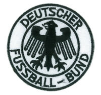 Patch écusson patche Deutscher Fussball Bund thermocollant applique brodé foot