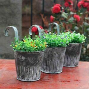 Flower Holder Pot Hanging Plant Planter Display Basket Home Garden Outdoor Decor