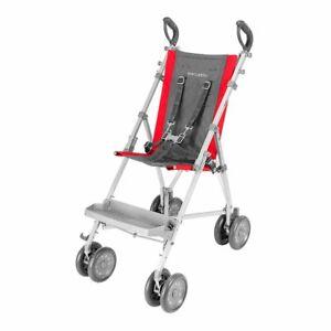 Maclaren Major Elite Special Needs Transport Chair, Cardinal - NEW (open box)