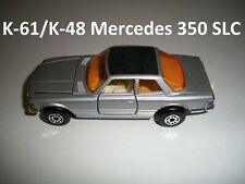 Matchbox Superking K-61/K48 Mercedes 350 SLC