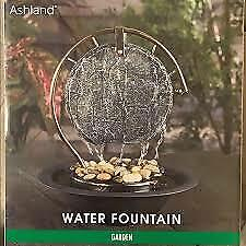 Ashland Water Fountain Garden 1 Set Indoor Outdoor