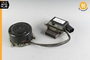 Mercedes W216 CL550 CL55 SL600 Engine Motor Radiator Cooling Fan 2205000293 OEM