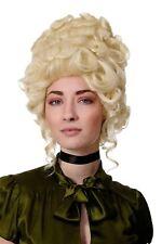 Wig Me Up Perruque de Qualité Rococo Baroque Noble Blond Clair Gfw1675-613