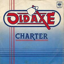 "OLDAXE "" CHARTER "" 7"" ITALY PRESS"
