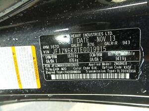 TOYOTA 86 ZN6 GTS SAT NAV SD CARD ONLY 2012-2020