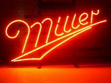 "New Miller Lite Beer Logo Neon Light Sign 17""x14"""