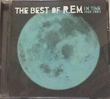 THE BEST OF R.E.M. IN TIME 1988-2003 CD ALBUM