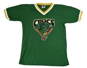 Cape Fear Crocs Baseball Womens Ladies Don Alleson Jersey Shirt New S,M,L,XL,2XL