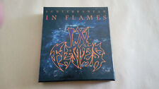 """IN FLAMES """"Subterranean"""" CD death metal. limited box poster pin patch new sealed"""