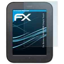 atFoliX 2x Screen Protector for Barnes & Noble NOOK Simple Touch clear