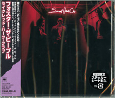 FOSTER THE PEOPLE-SACRED HEARTS CLUB-JAPAN CD Ltd/Ed E78