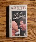 WWF Attitude Collection Austin vs. McMahon VHS, 2001 BRAND NEW